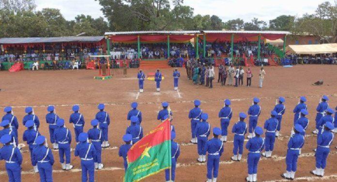 Burkina-Faso: des élèves sous officiers radiés