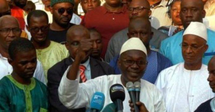 Fichier électoral en Guinée, l'opposition exige sa révision pour la présidentielle 2020