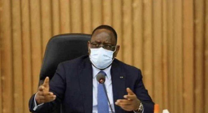 Sénégal/COVID-19 : Macky Sall en isolement