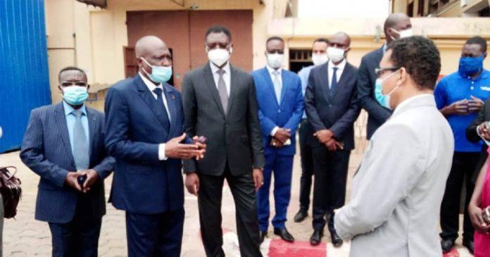 Togo : le Système Automatisé de Marquage des produits a officiellement démarré