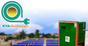 Kya SolDesign, un logiciel fiable pour le dimensionnement des systèmes solaires