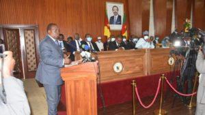 Loi de finances 2021 du Cameroun prévoit un budget de 4865 milliards de FCFA