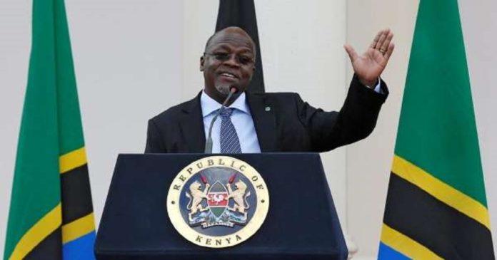 reelection de John Magufuli