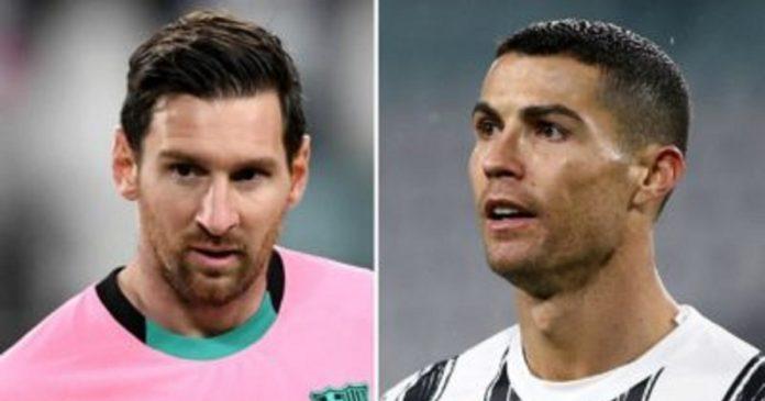 Ligue des Champions, Cristiano Ronaldo remporte le duel face à Lionel Messi