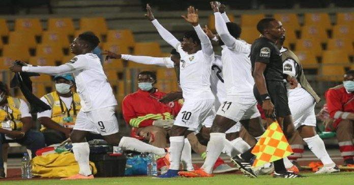 Togo au CHAN 2020