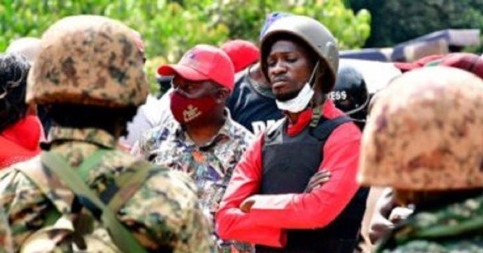 Présidentielle en Ouganda, Bobi Wine s'oppose à la victoire de Museveni