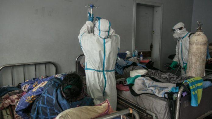 pandémie de coronavirus à Madagascar, le personnel du CHU d'Andohatapenaka toujours inquiet