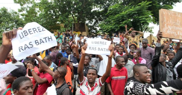 Mali: libération de Ras Bath réclamée par ses partisans