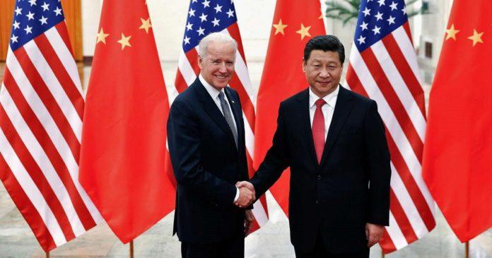 Diplomatie: premier entretien téléphonique entre Joe Biden et Xi Jinping