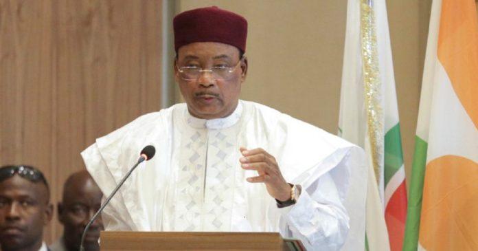 le Président Issoufou Mahamadou préside l'inauguration