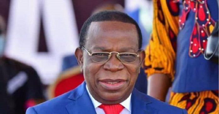 RDC: Modeste Bahati Lukwebo, seul candidat à la tête du Sénat