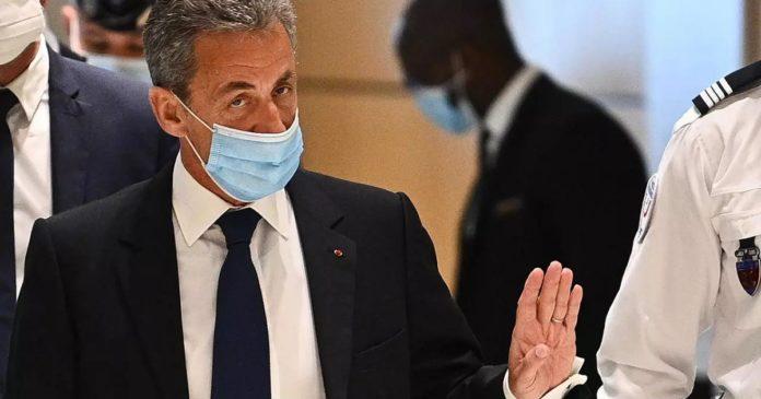 Trois ans de prison pour Nicolas Sarkozy