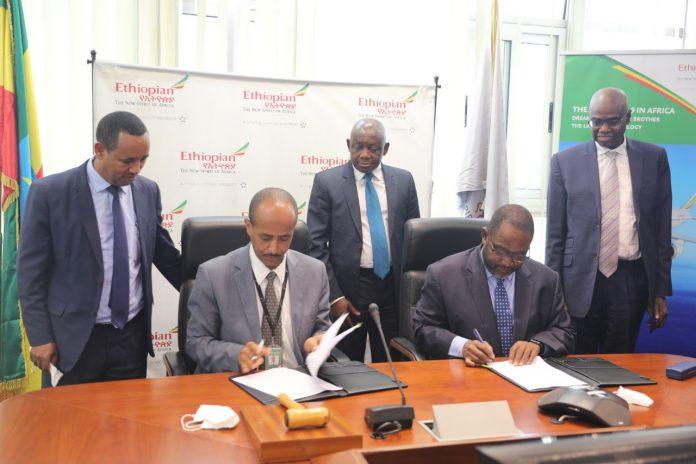 l'AFRAA et Ethiopian Airlines signent un accord de collaboration