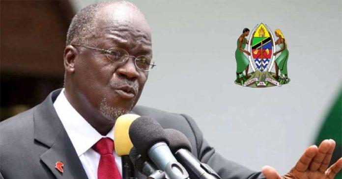 le président John Magufuli s'en est allé