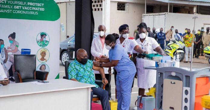 Ghana: vaccination contre la Covid-19 ce lundi