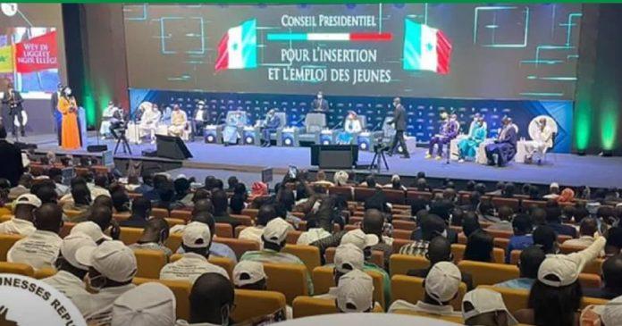 Conseil présidentiel au Sénégal, la jeunesse a présenté ses doléances