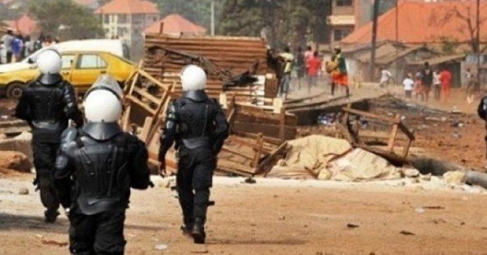 Droits des hommes en Guinée, les États-Unis inquiets de la situation