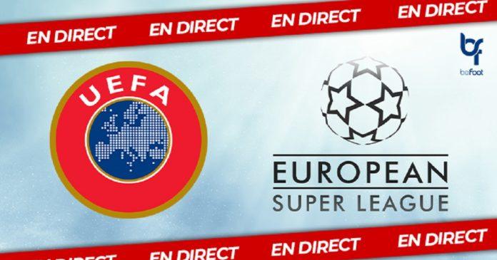 Le projet de la Super League suspendu, une remodélation envisagée