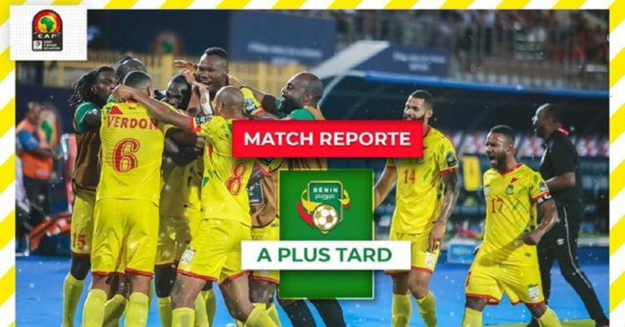 CAF : les résultats controversés de Covid-19 font reporter le match Bénin et Sierra Léone