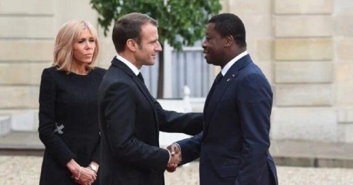 Relations France,Togo, Visite officielle de Faure Gnassingbé à Paris