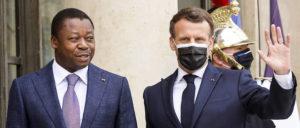 Visite de Faure Gnassingbé à Paris