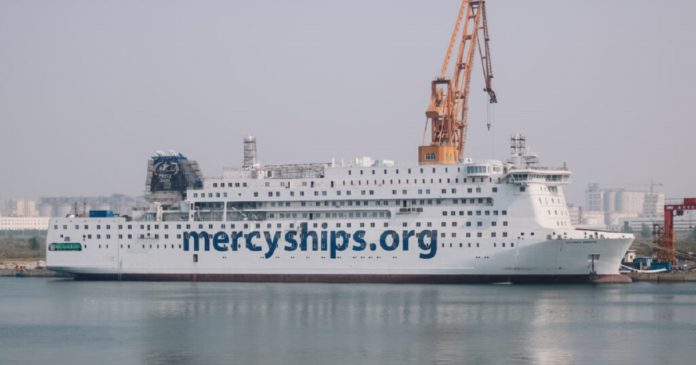 Aide médicale mondiale : le navire-hôpital Global Mercy, bientôt sur les mers
