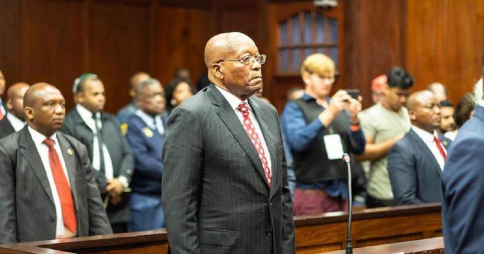 Afrique du Sud : le procès pour corruption de l'ancien président Jacob Zuma, est encore ajourné