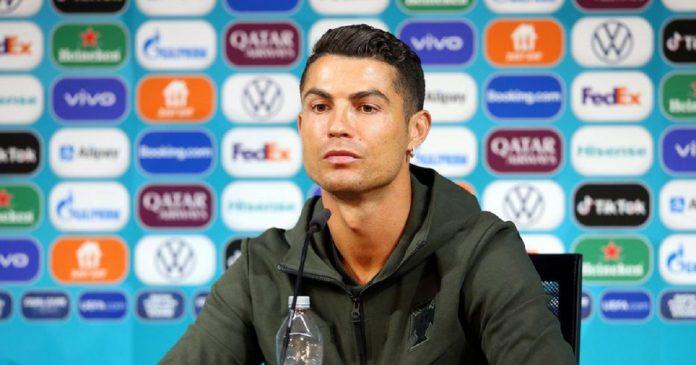 L'UEFA s'insurge contre le cocagate initié par Cristiano Ronaldo
