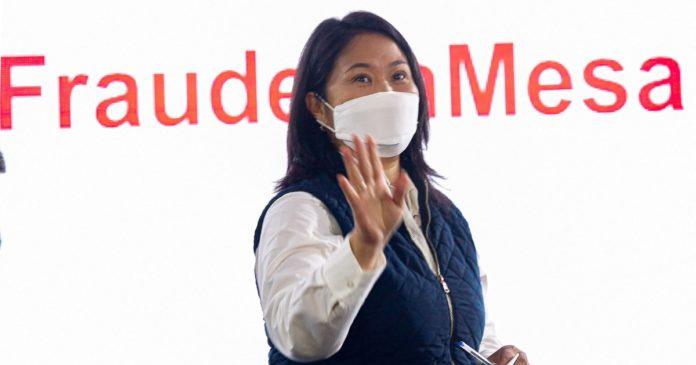 Présidentielle péruvienne: Keiko Fujimori dénonce des fraudes