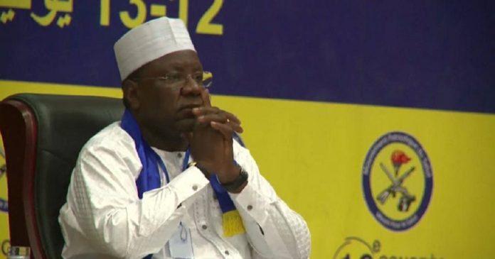 Tchad: Haroun Kabadi, nouveau secrétaire général du MPS