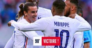 Une équipe de France, prête pour l'Euro..