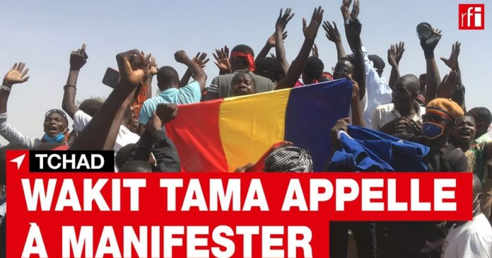 Wakit Tama au Tchad : un collectif d'opposition prête à un dialogue sous condition