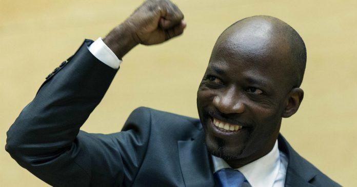 Côte d'Ivoire accueil courtois et convivial, Charles Blé Goudé exprime sa joie