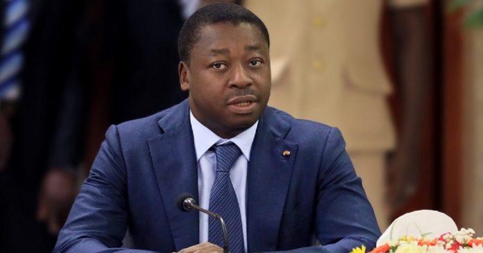 Faure Gnassingbé à Londres , le président togolais décidé à intégrer le Commonwealth