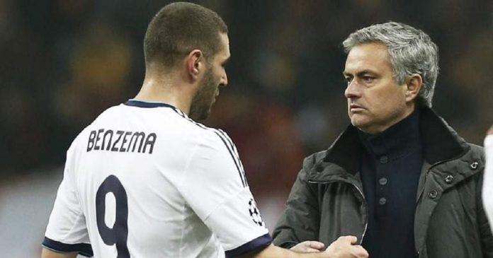 Football , José Mourinho est triste pour Benzema