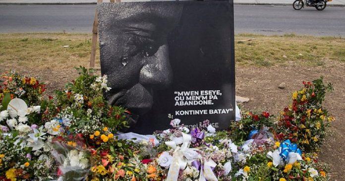 Funérailles du président haïtien , les choses se calment-elles à Haïti