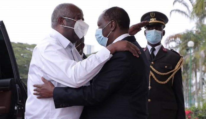 Réconciliation en Côte d'Ivoire , le prix politique des accolades forcées