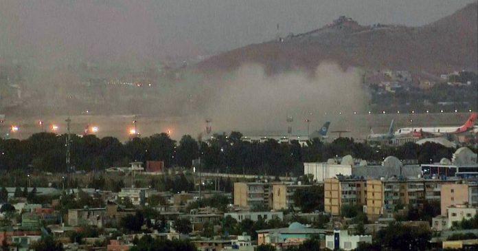 Attentat à l'aéroport de Kaboul , l'administration Biden sous menaces
