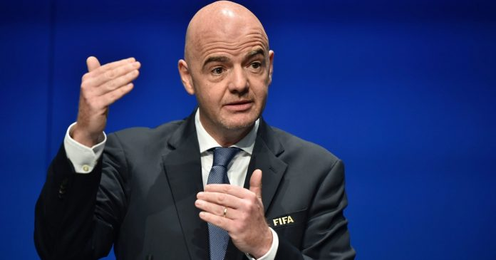 Football , la FIFA s'oppose au refus de libérer les joueurs internationaux
