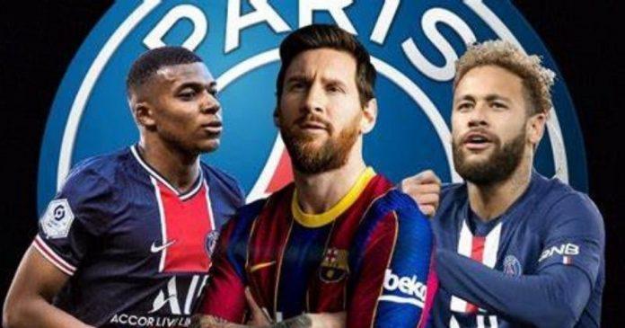 Football , le PSG, bientôt repère de super stars