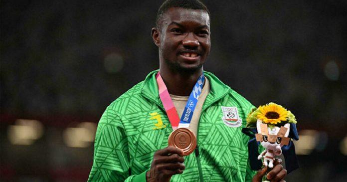 L'Afrique aux JO de Tokyo , le Burkina Faso auréolé de sa première médaille de l'histoire