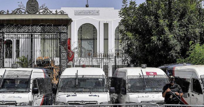 Situation en Tunisie des craintes de dérives autoritaires