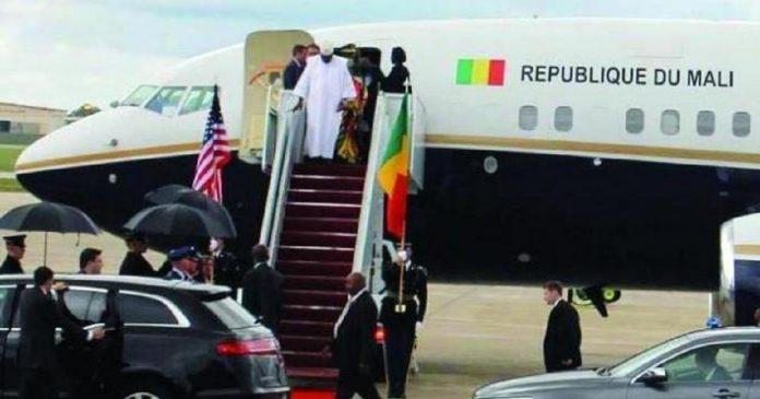Affaire de l'avion présidentiel au Mali , un instrument de la chasse aux sorcières ?