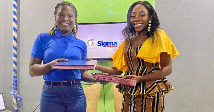 Sigma corporation au Burkina-Faso , l'ambassadrice Esther Barro prend officiellement les rênes