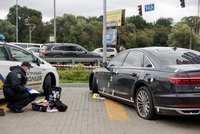 Tentative d'assassinat en Ukraine , un conseiller du président Zelensky visé