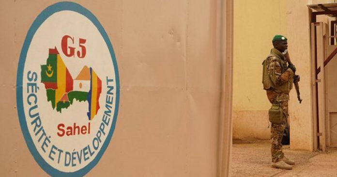 Terrorisme au Sahel , les forces du G5 Sahel préparent l'après Barkhane