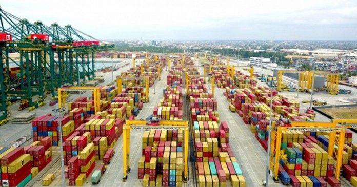 Togo , le port autonome de Lomé dans le top 100 mondial des ports à conteneurs
